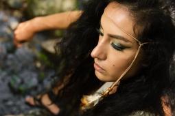 Maritza Mari Native American Inspired Portrait Session