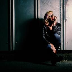 Larraine DeLoach Punk Rock Stylized Shoot