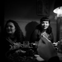 Michelle Robinson's Pinup Themed Birthday Dinner